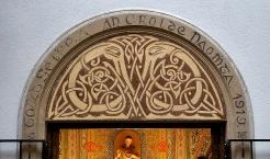 Front Door, Oratory, Dun Laoghaire